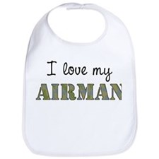 I love my Airman Bib
