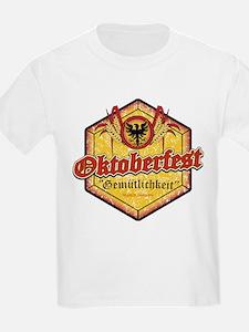 Oktoberfest Gemutlichkeit T-Shirt