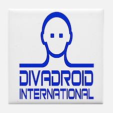 Divadroid Tile Coaster