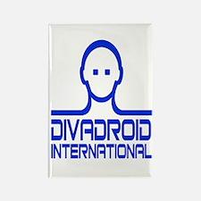 Divadroid Rectangle Magnet