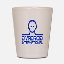 Divadroid Shot Glass