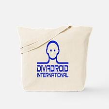 Divadroid Tote Bag