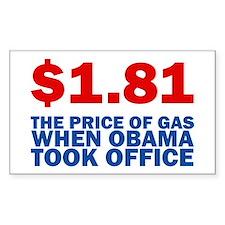Anti Obama Decal
