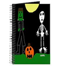 Halloween Haunters Journal