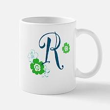 Letter R Small Small Mug