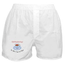 Ophthalmology is my cup of te Boxer Shorts
