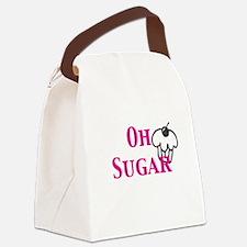 Oh Sugar Canvas Lunch Bag