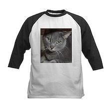 Gray Cat Russian Blue Tee