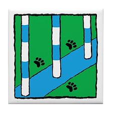 Weaves Tile Coaster