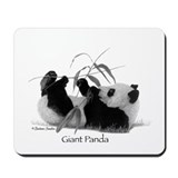 Giant panda Mouse Pads