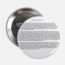"""Echoes of Winter clothing 2.25"""" Button"""