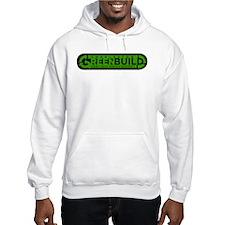 Charleston Green Build Hoodie