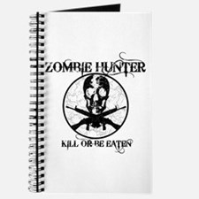 Zombie Hunter Journal