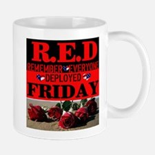 R.E.D Friday Mug