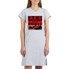 R.E.D Friday Women's Nightshirt