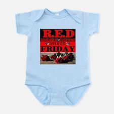 R.E.D Friday Infant Bodysuit