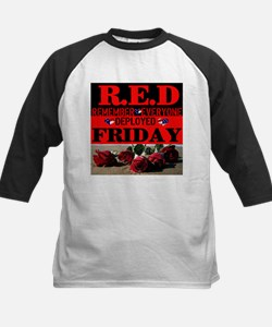 R.E.D Friday Kids Baseball Jersey