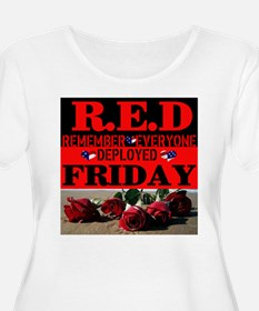 R.E.D Friday T-Shirt
