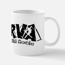 RVA Ski Movie Mug