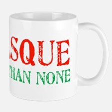 Half Basque Mug
