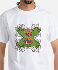 Say No to GMO Shirt