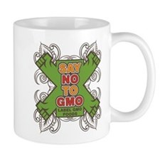 Say No to GMO Mug