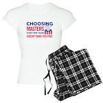 Choosing Masters Women's Light Pajamas