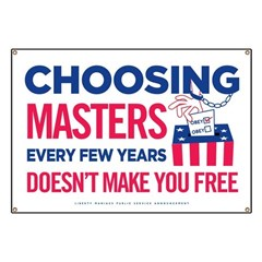 Choosing Masters Banner