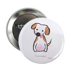 """Manfred 2.25"""" Button (10 pack)"""