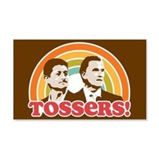 Romney Ryan Tossers Wall Decal