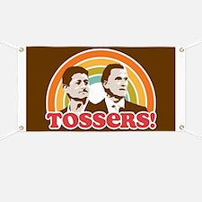 Romney Ryan Tossers Banner