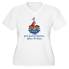 42nd Anniversary Sailing T-Shirt