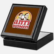 Anti Women Keepsake Box