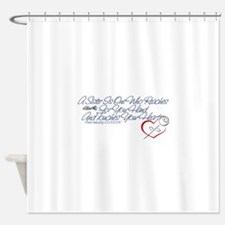 PoliceWives 2012 Shower Curtain