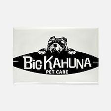 Big Kahuna Pet Care Rectangle Magnet (100 pack)