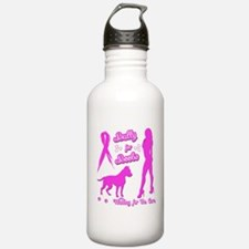 Bully for Boobs Water Bottle