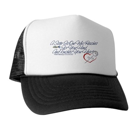 PoliceWives 2012 Trucker Hat
