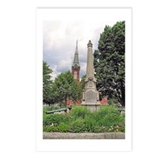 Civil War Monument Postcards (Package of 8)