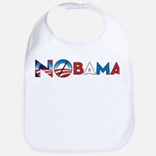 Say NO to Obama 2012 Bib