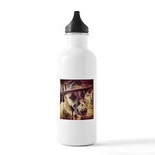 New Sheriff Water Bottle