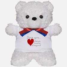 Always, Forever, Beyond Teddy Bear