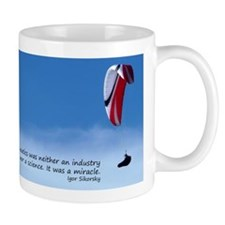 Aviation miracle mug