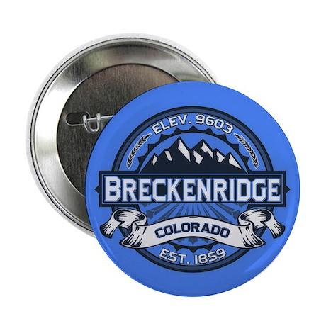 "Breckenridge Blue 2.25"" Button (10 pack)"