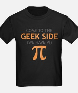 Come to the Geek Side - We Have Pi T