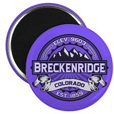 Breckenridge Purple Magnet