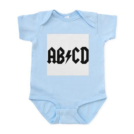 ABCD Kids' Shirt Infant Bodysuit