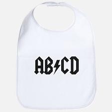 ABCD Kids' Shirt Bib