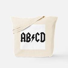 ABCD Kids' Shirt Tote Bag