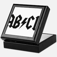 ABCD Kids' Shirt Keepsake Box