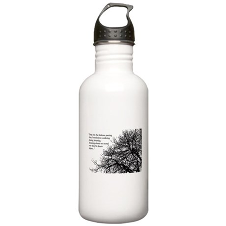 Dreams No Mortal Dared Stainless Water Bottle 1.0l